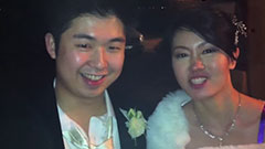 Ing and Hideaki's Wedding